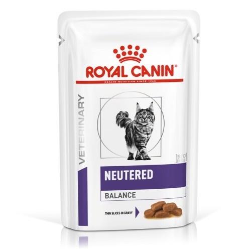 Royal Canin Feline Neutered Weight Balance Húmedo