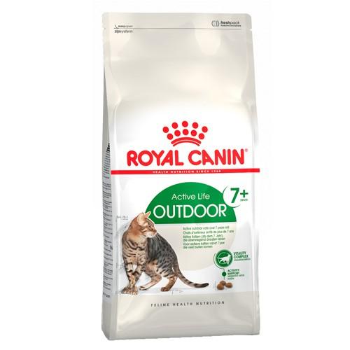 Royal Canin Feline Outdoor  7