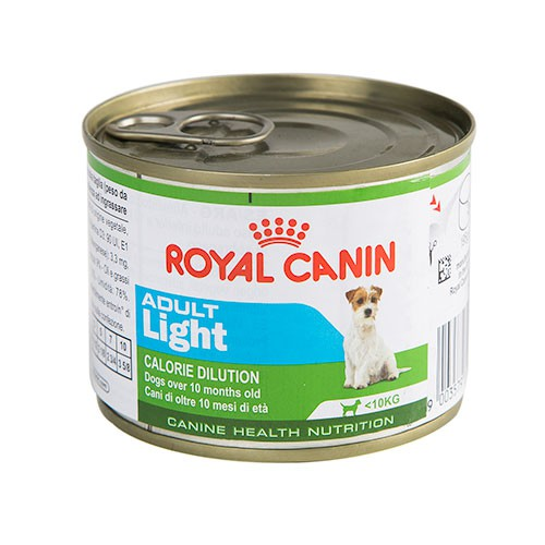 Royal Canin Mini Adult Light Húmedo