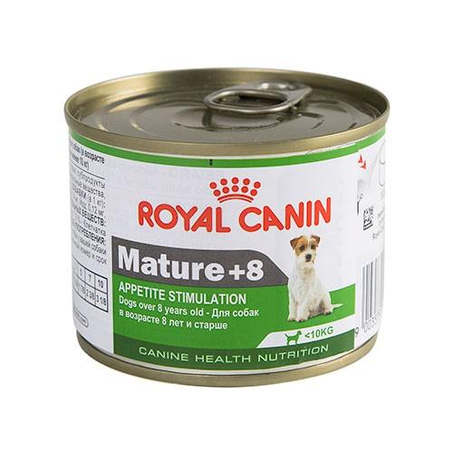 Royal Canin Mini Mature  8 Húmedo
