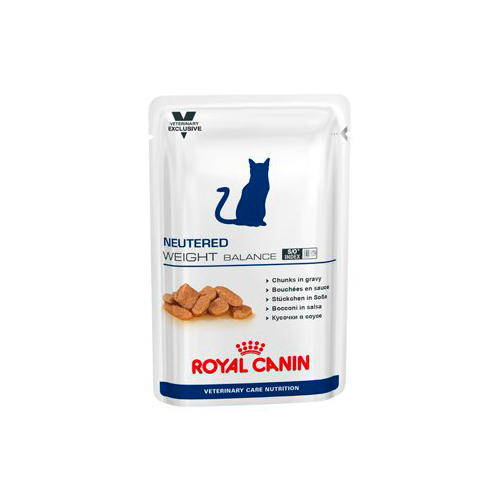 Royal Canin Feline Neutered Weight Balance Húmedo