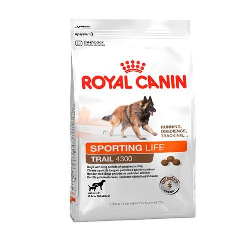 Royal Canin Sporting Life Trail 4300 pienso para perros