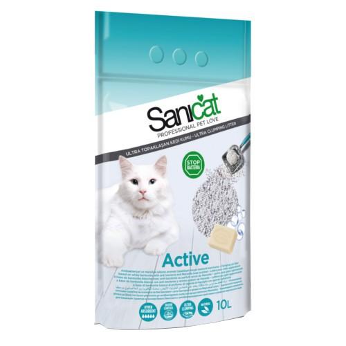 Sanicat Active arena ultra aglomerante antibacterias
