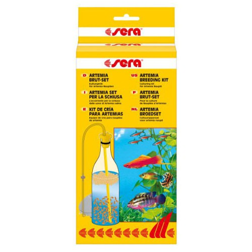SERA Kit de cria para artemias