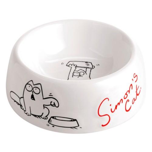 Simon´s Cat comedero para gatos de cerámica