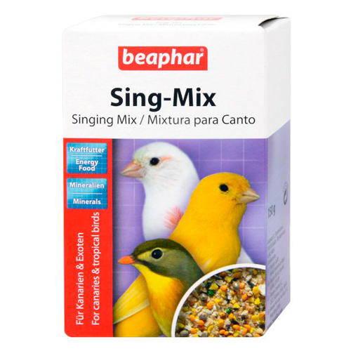 Alimento estimulante del canto Singing Mix Beaphar