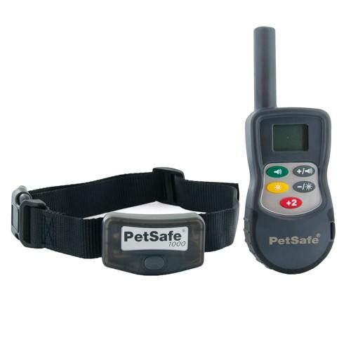 Sistema de adiestramiento por control remoto para perros