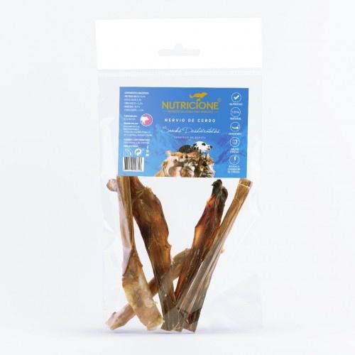 Snack para perros Nutricione nervio cerdo deshidratado