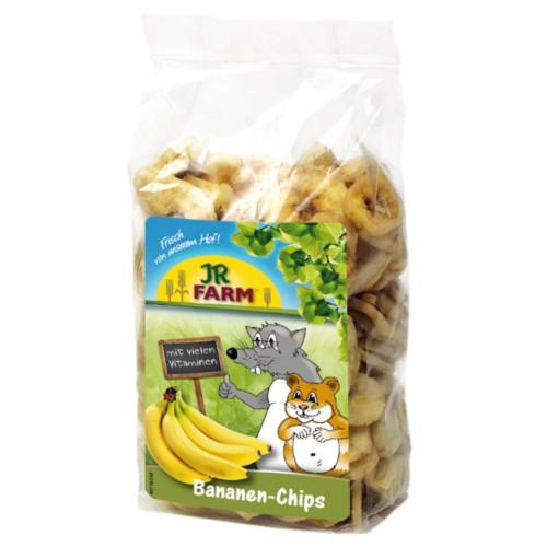 Snack de plátano para roedores y conejos JR Farm