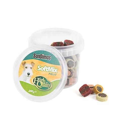 Soft mix golosinas tiernas para perros