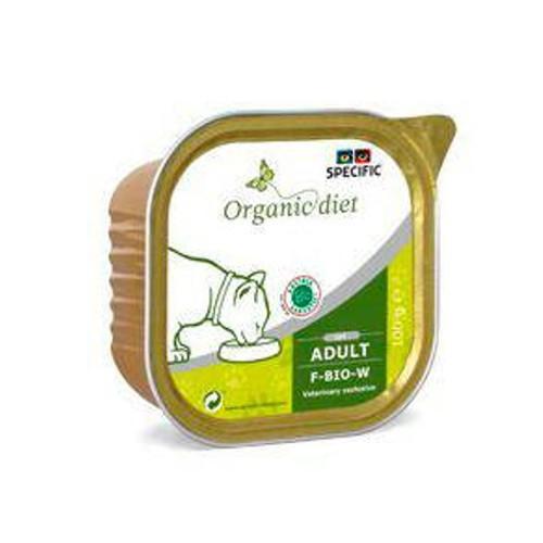 Specific Feline F-BIO-W Organic diet Pollo Comida ecológica