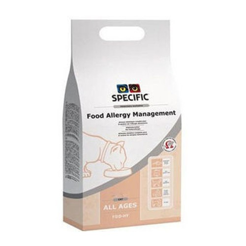 Specific Feline FDD-HY Food Allergy Management