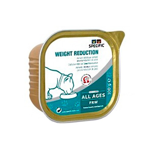 Specific Feline FRW Weight Reduction