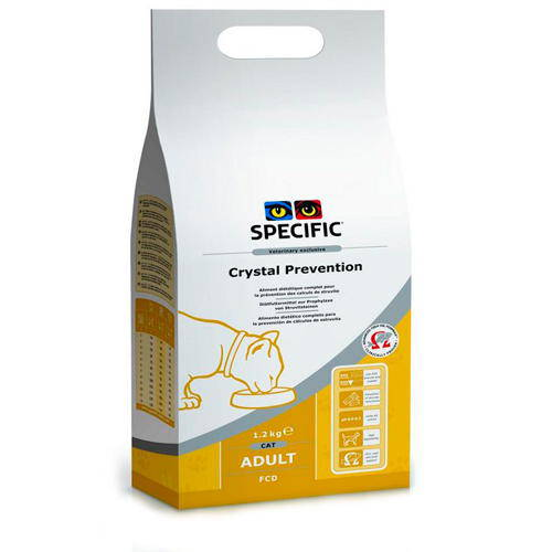 Specific Feline FCD Crystal Prevention