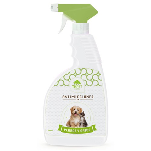 Spray antimicciones para perros y gatos TK-Pet Home