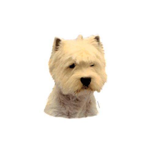 Pegatinas y llavero: West Highland White terrier II