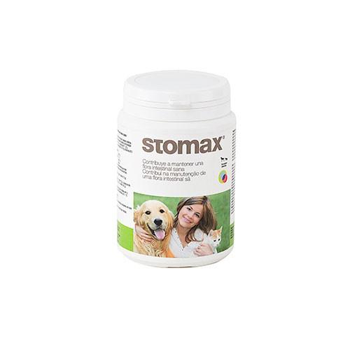 Stomax prebiótico regulador intestinal para perros y gatos