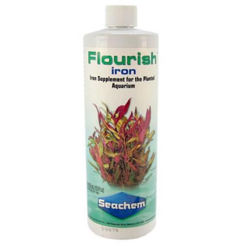 Suplemento de hierro para plantas Flourish Iron