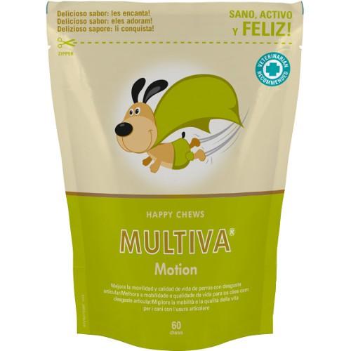 Suplemento nutricional para perros Multiva Motion articulaciones