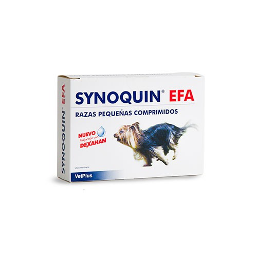 Chondroprotective Synoquin EFA for small dogs