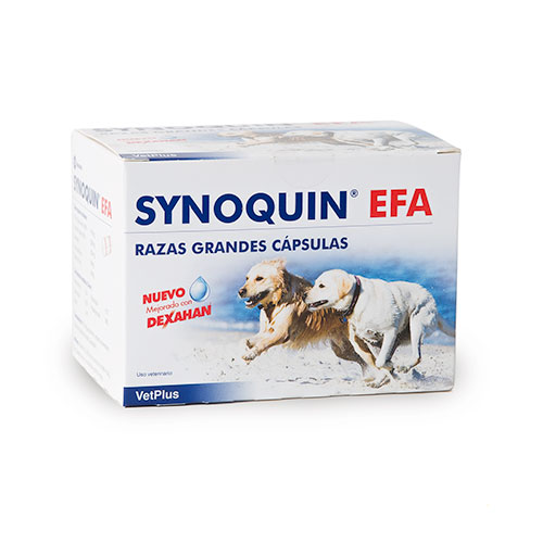 Condroprotector Synoquin EFA para perros grandes