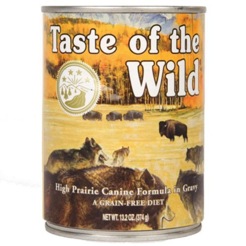 Taste of the Wild High Prairie comida húmeda para perros