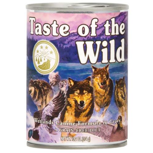 Taste of the Wild Wetlands comida húmeda para perros