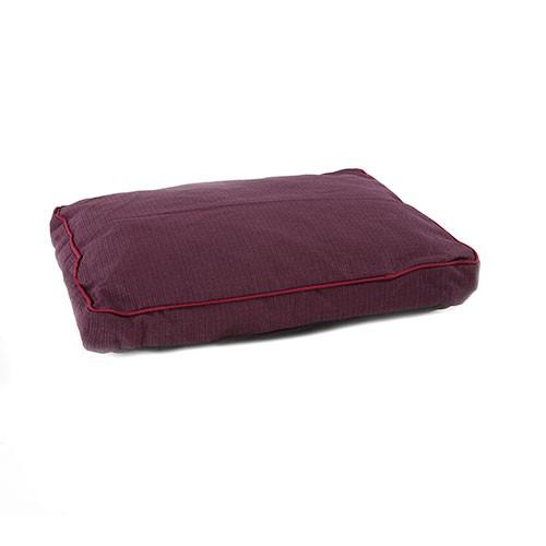 Technical pet colch n rectangular desenfundable burdeos for Estanque prefabricado rectangular
