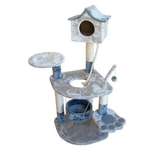 Technical Pet Scratching Tree For Cats Big Home