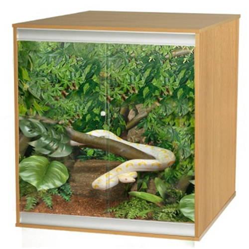 Arborícolas Vivexotic Para Reptiles Color Roble Terrarios TiuOwPZkX