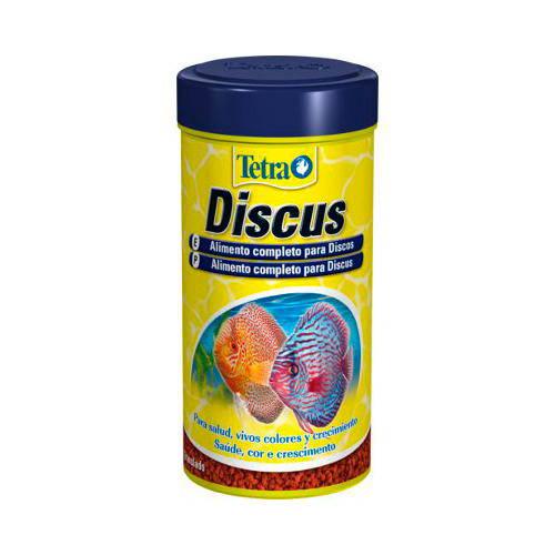 Tetra Discus alimento granulado para Discos