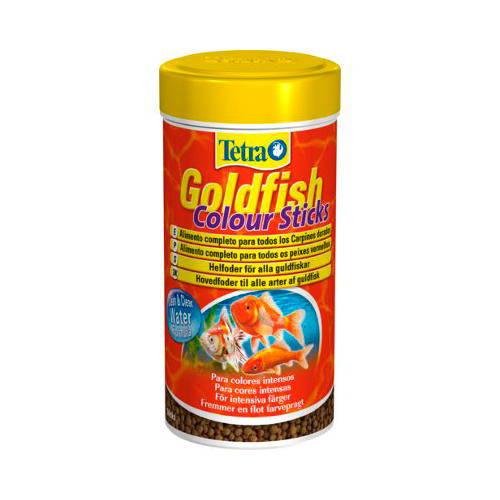 Tetra Goldfish Colour Sticks alimento en perlas