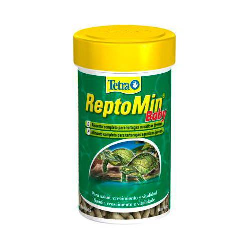 Tetra ReptoMin Baby alimento para tortugas acuáticas jóvenes