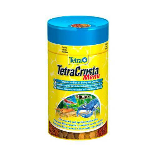 TetraCrusta Menú