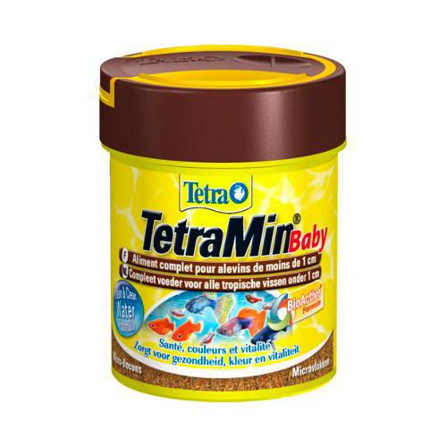 TetraMin Baby alimento para alevines hasta 1 cm