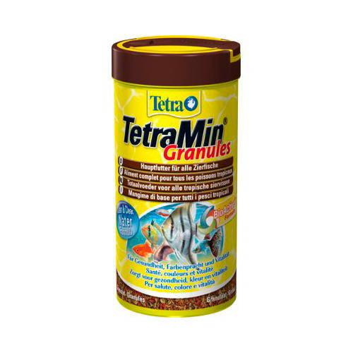 TetraMin Gránulos y Gránulos XL