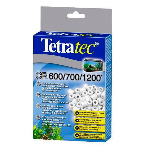Tetratec CR anillos cerámicos filtrantes