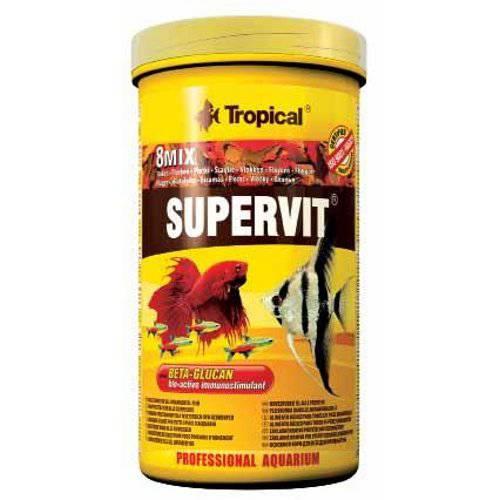 Tropical Supervit alimento en escamas