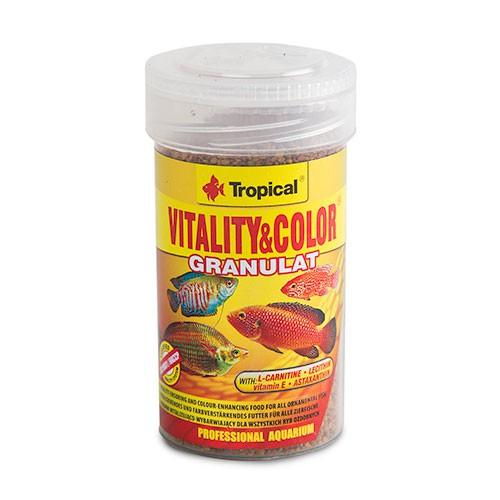 Tropical Vitality & Color granulat alimento en gránulos