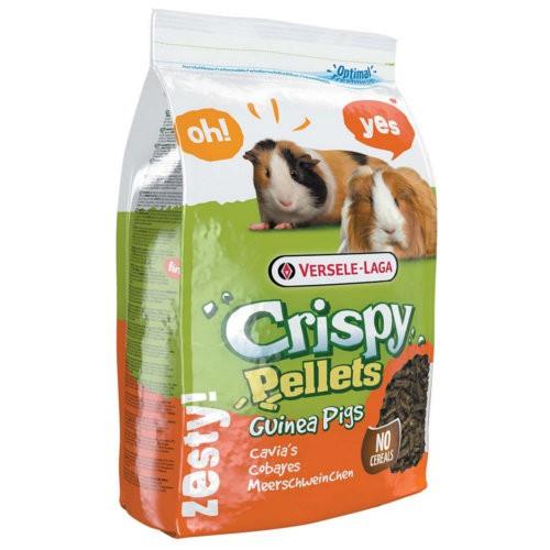 Versele-Laga Crispy pellets para Cobayas