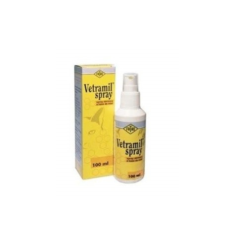 Vetramil Spray cicatrizante a base de miel