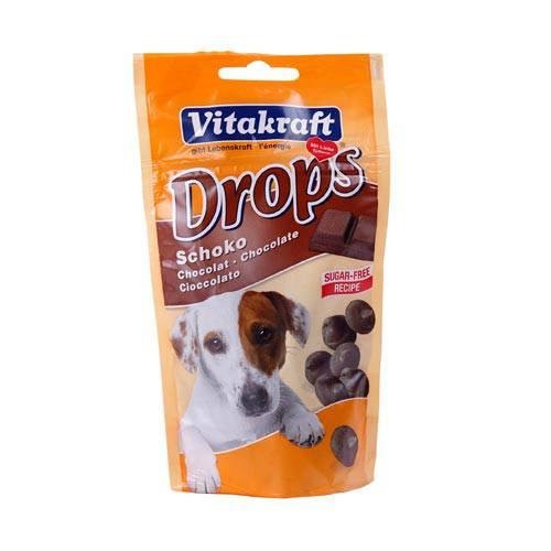Vitakraft snacks for dogs chocolate drops - Tiendanimal