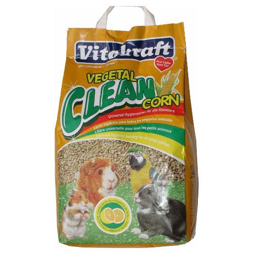 Vitakraft Vegetal Clean Corn lecho de maíz para mascotas