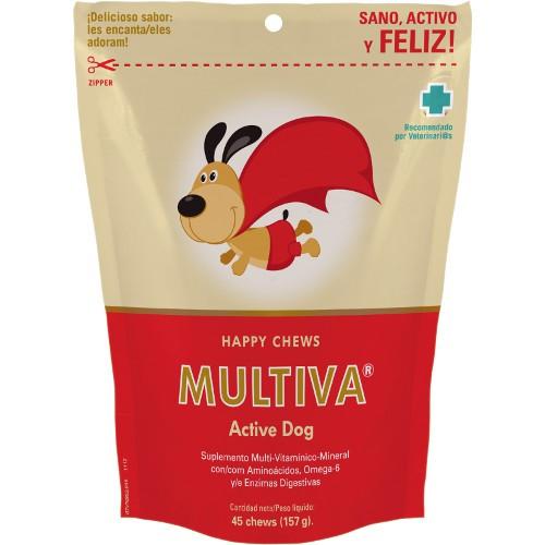 Vitaminas para perros Suplemento Multiva Active Dog
