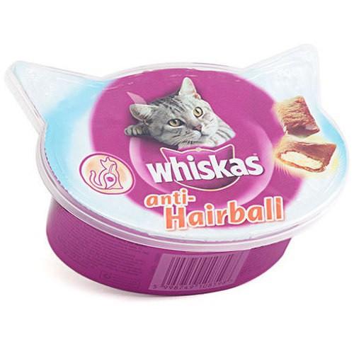 Whiskas Anti-hairball control de las bolas de pelo
