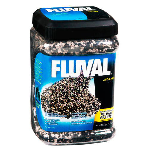 Cargas filtrantes Zeo-carb FLUVAL