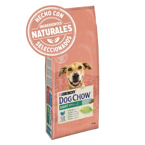 Pienso para perros Dog Chow Light