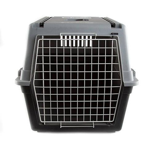 Transportin para perros medianos atlas 40 tiendanimal for Puertas perros medianos