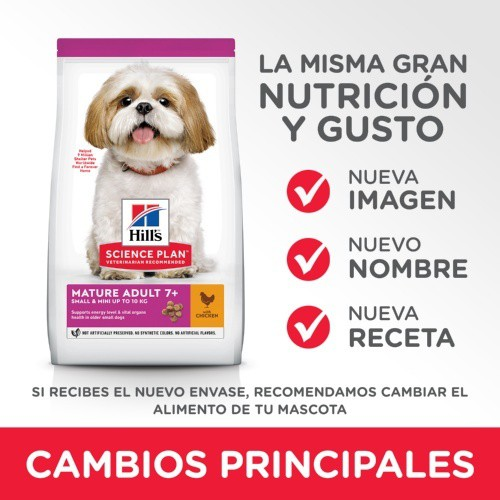 Hill's Science Plan Canine Mature Adult Small and Miniature pienso para perros