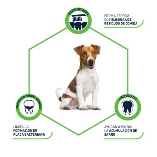 Advance Dental Care Stick Mini Dogs snack para perros
